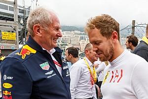 «В Red Bull Себастьян не ошибался. Ему надо сменить команду». Марко обвинил Ferrari в проблемах Феттеля