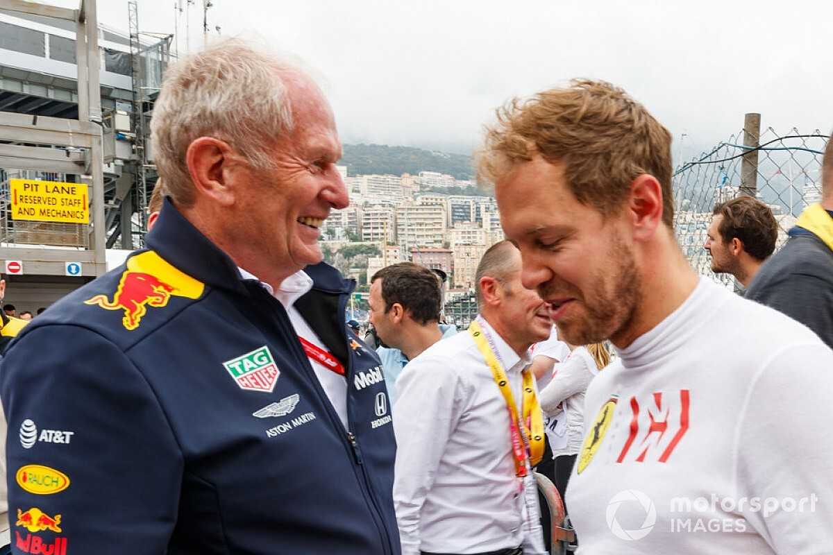 """Red Bull """"can't afford"""" to hire Vettel, says Marko"""