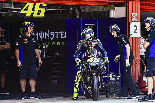 """L'objectif pour Rossi: avant tout """"retrouver le feeling"""""""