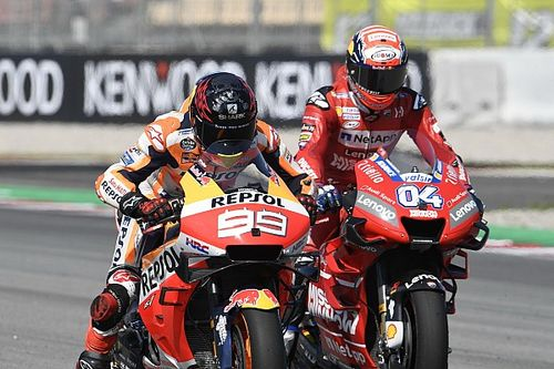 LIVE MotoGP: GP von Katalonien, Warm-Up