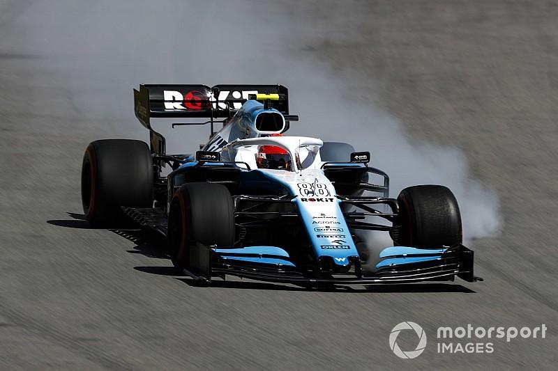 Kubica's Williams 'stuurde uit zichzelf' in remzones Montreal