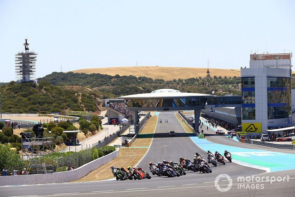 Jerez WSBK round pushed back to October