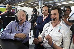 """Mercedes: """"Kanada egy ébresztő volt számunkra, és Franciaország is kemény lesz"""""""