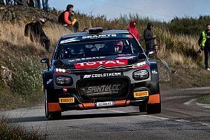 ERC: Lukyanuk resiste nella Tappa 1 del Rally Fafe Montelongo