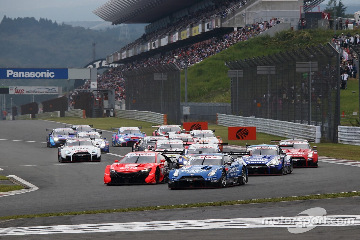 The state of play in the 2021 Super GT silly season