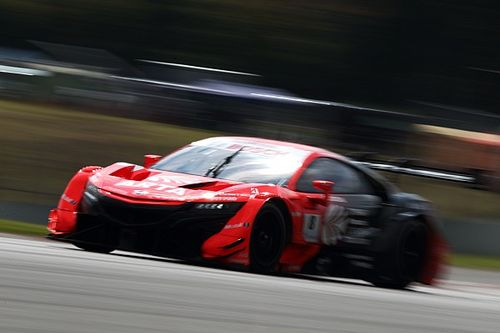 Nojiri confident ARTA Honda's warm-up woes are solved