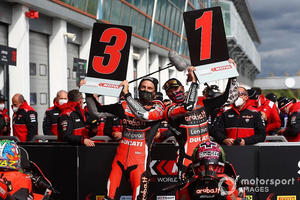 Davies wants Ducati to recognise bike development role