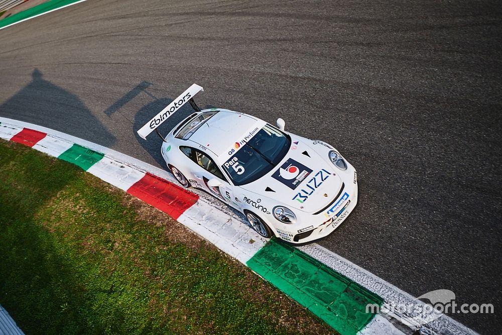 """Carrera Cup italia, Monza: Pera scopre la 991 4.0: """"Ora pronti per la qualifica"""""""