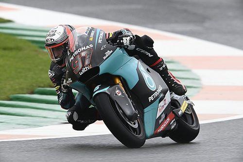 Moto2ヨーロッパ予選:怒涛のアタック合戦制し、ビエルヘがPP獲得。長島Q1敗退