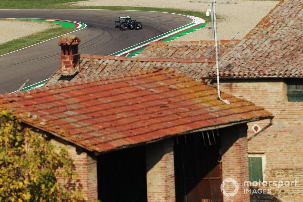 WK-stand na de Formule 1 Grand Prix van Emilia-Romagna 2020