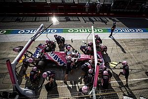 Racing Point: un pit stop di troppo costa il podio a Perez!