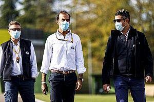 Bahreyn GP'de pilot hakem Emanuele Pirro olacak