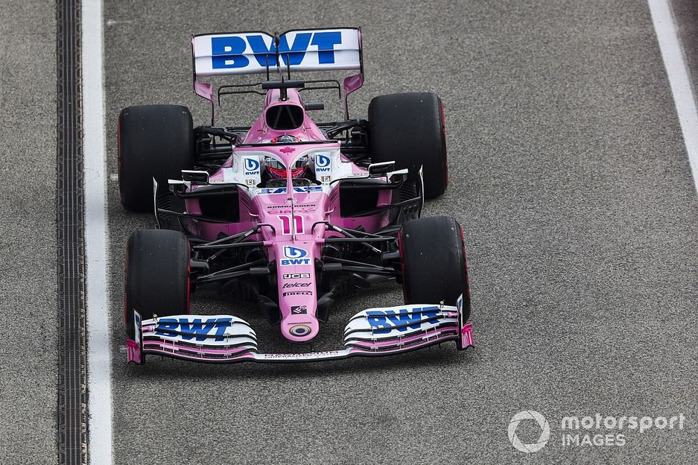 Racing Point may switch set-up focus for qualifying boost