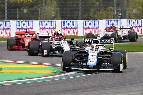 F1 wijzigt tijdschema voor Emilia-Romagna GP