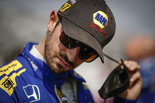 IndyCar stewards respond to Rossi criticism over penalty