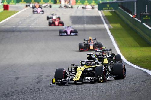 "Ricciardo: ""Podyumu alabilirdik"""