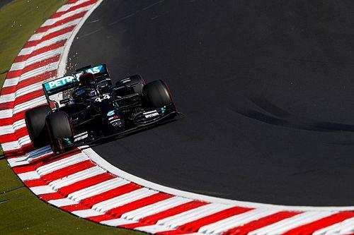 Hamilton e Bottas questionam formato dos fins de semana após cancelamento dos treinos livres