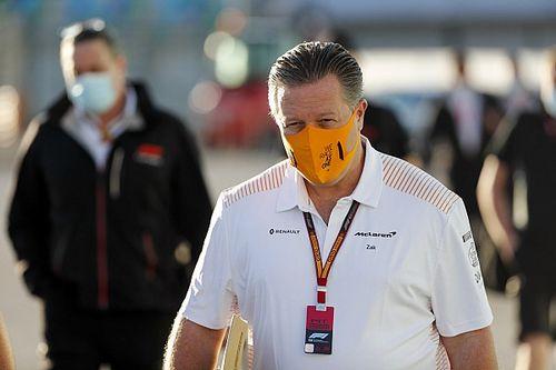 McLaren, Magnussen'i IndyCar takımı için düşünebilirmiş