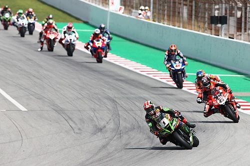 """""""Rea es uno de los cinco mejores pilotos del mundo, incluidos los de MotoGP"""""""