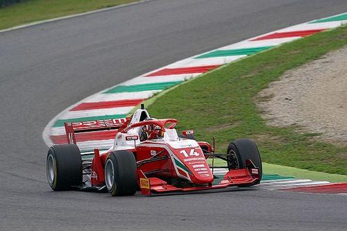 Formula Regional, Mugello: Leclerc mago del bagnato in Gara 1