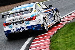 Brands BTCC: Ash Sutton extends points lead with superb win
