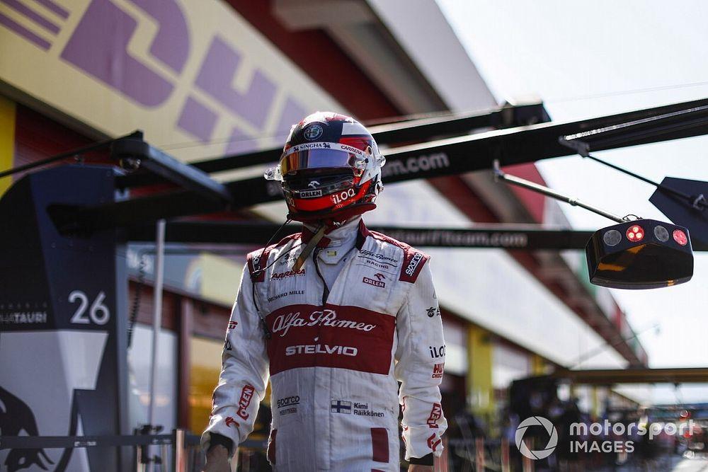 Szinte biztos, hogy Mick Schumacher - Kimi Raikkonen párossal vág neki 2021-nek az Alfa - sajtóhír