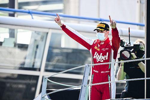 Mercedes'in yeni genç sürücüsü Vesti olabilir