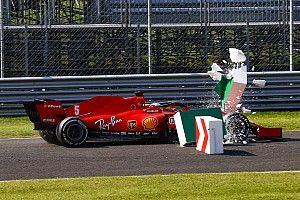 Vettel: Még szerencse, hogy nem voltak ma szurkolók...