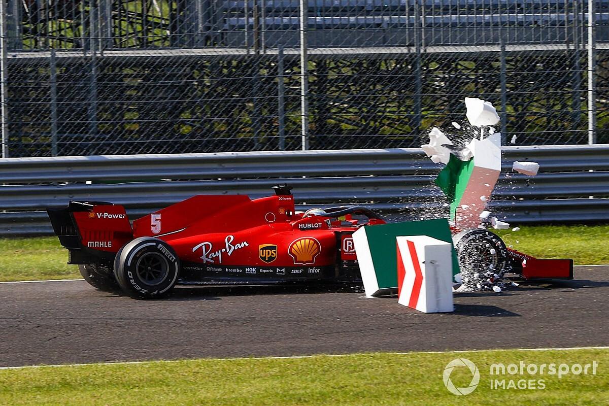 "Vettel : Aucun ""raccourci"" face à la ""souffrance"" de Ferrari"