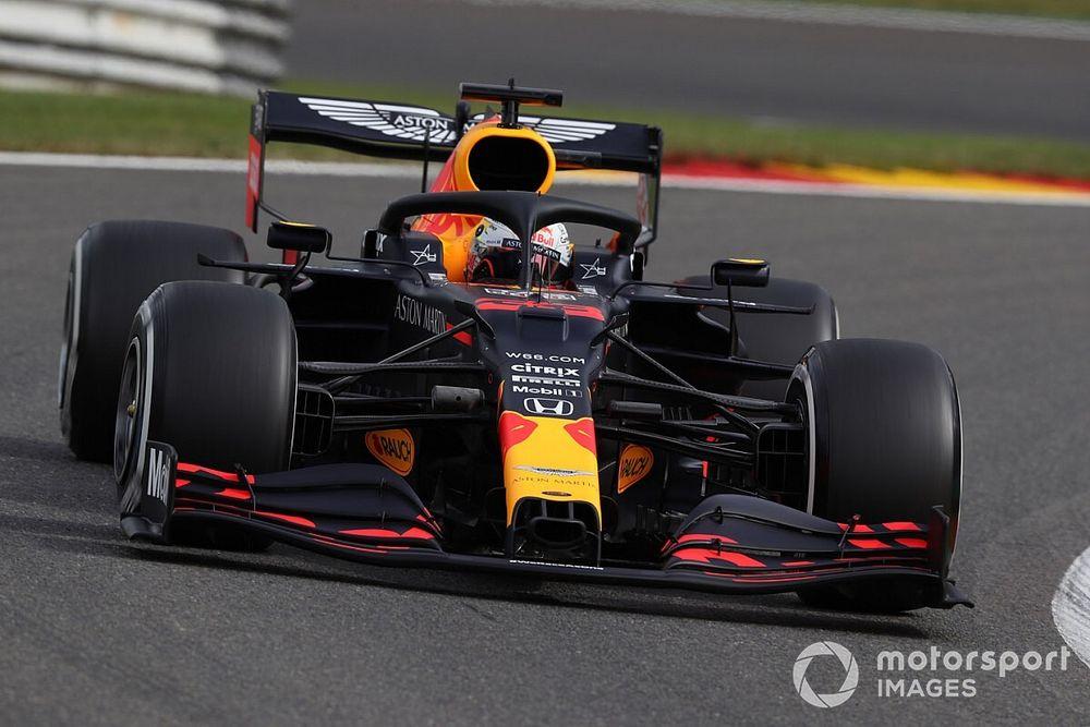 Belçika GP 2. antrenman: Verstappen, Ricciardo'nun önünde lider!