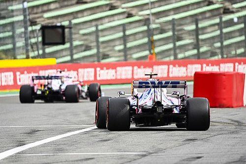 Гран При Бельгии: дуэли в квалификациях