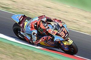 Moto2 - Augusto Fernández, operado del síndrome compartimental