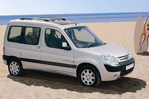 La Peugeot Partner original sigue a la venta. ¿La comprarías en 2020?