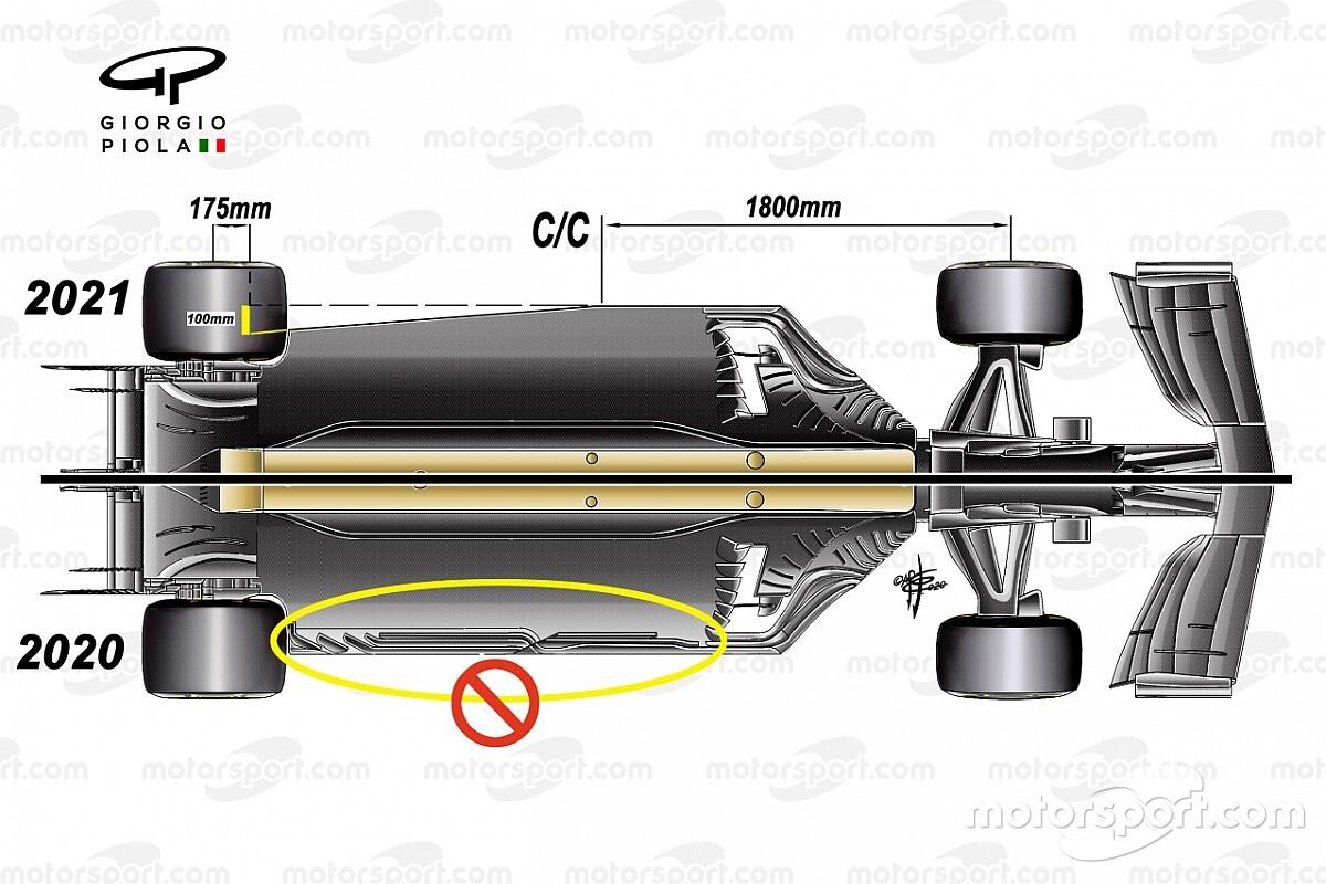 F1 Tech: Red Bull geeft meer ontwerpen voor 2021 prijs