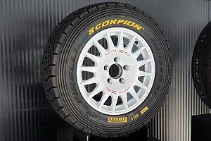 Premiers tests des pneus terre Pirelli pour Toyota