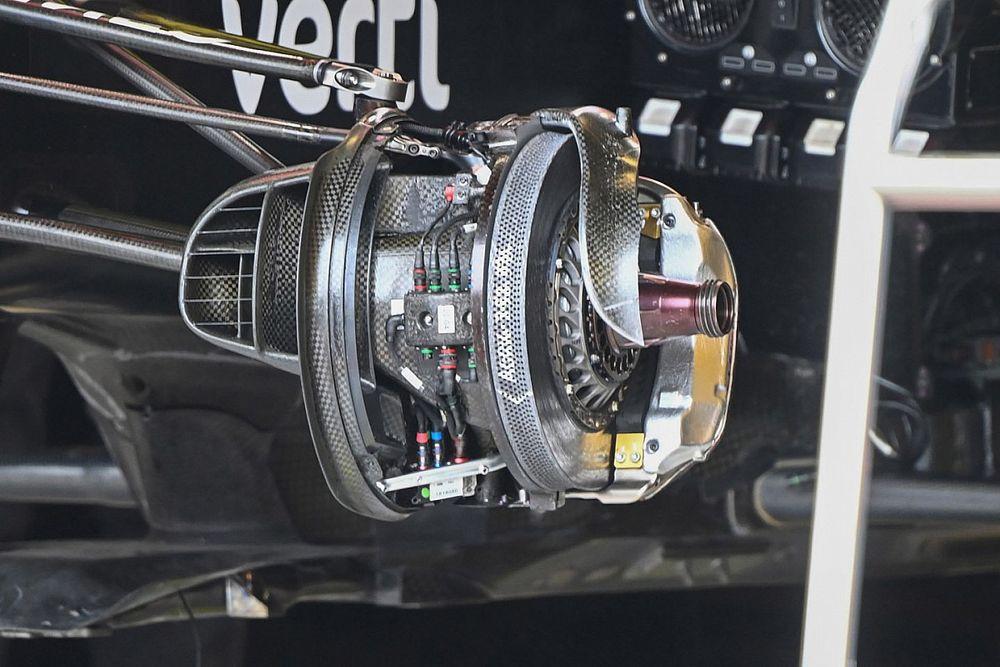 GALERÍA TÉCNICA: Últimas actualizaciones en los F1 en Nürburgring