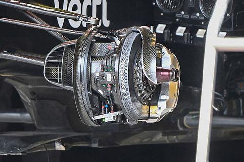 Renault: la campana dei freni soffia un flusso