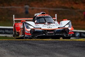 Petit Le Mans: Acura leads Cadillac, Mazda after three hours