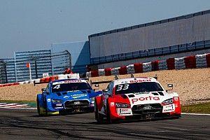 Frijns holds Rast responsible for Nurburgring DTM spin