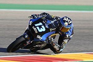 Moto3, Europa, Libere 2: Vietti al comando, Arenas indietro