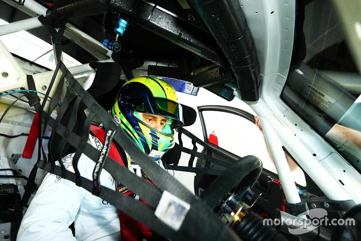 Porsche Cup: Massa avalia estreia como positiva e é elogiado por Zonta