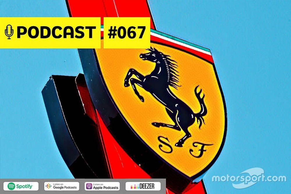 Podcast #067 – Após 'comemorar' GP 1000, qual é o tamanho da crise da Ferrari?