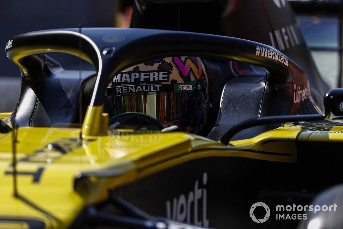 Ricciardót meglepte a Renault versenyképessége