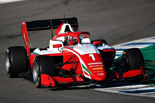 Leclerc's brother Arthur steps up to F3 with Prema