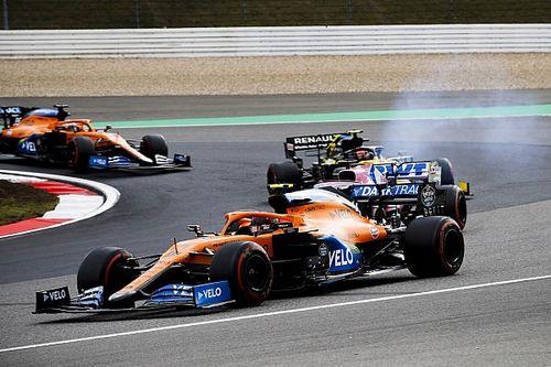 В Renault попросили не связывать сход Норриса с борьбой в Кубке конструкторов