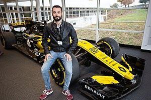 Renault: Budkowski ci porta alla scoperta della rinnovata factory di Enstone