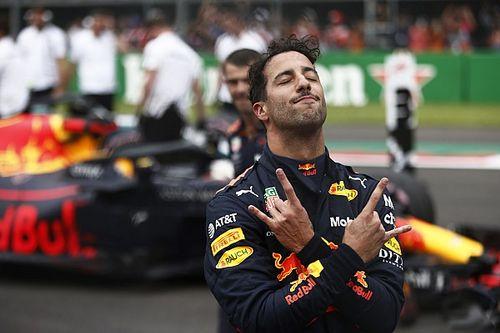 Meksika GP: Heyecan dolu sıralama turlarında pole Ricciardo'nun, Red Bull 1-2