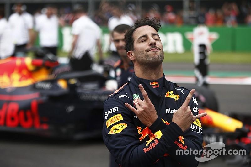 Fotogallery F1: in Messico Ricciardo ritrova la pole in una prima fila tutta Red Bull