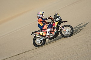 KTM's Price takes second Dakar crown as Quintanilla falls