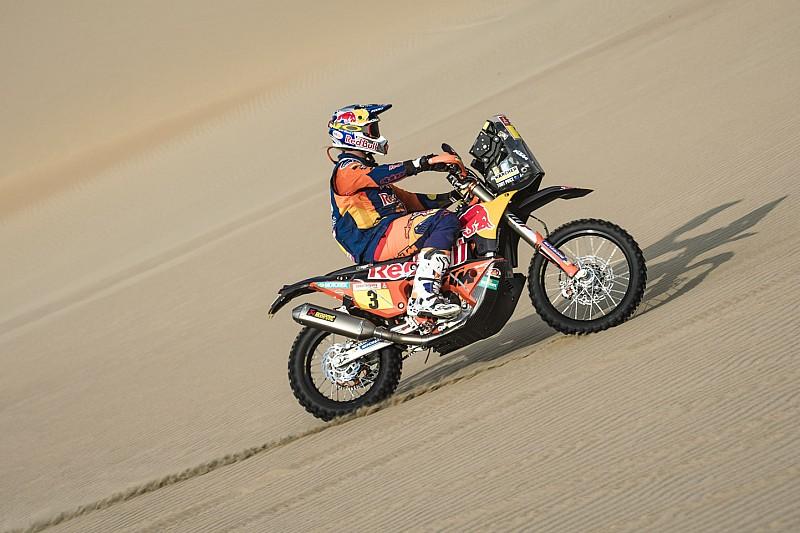 Price conquista bicampeonato do Dakar com vitória em estágio final